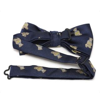 Бабочка галстук для мальчика с мишками