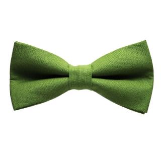 Хлопковая зеленая бабочка ручной работы