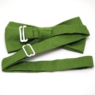 Купить зеленую бабочку ручной работы
