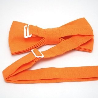 Купить оранжевую бабочку ручной работы