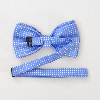 купить голубую галстук бабочку