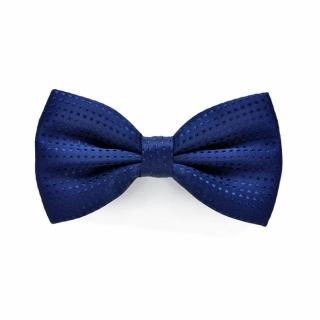 Купить мужскую бабочку синего цвета