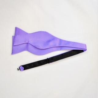 Мужская бабочка фиолетовая самовяз