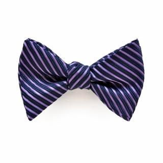 купить галстук-бабочку в полоску