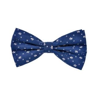 Купить синюю галстук-бабочку