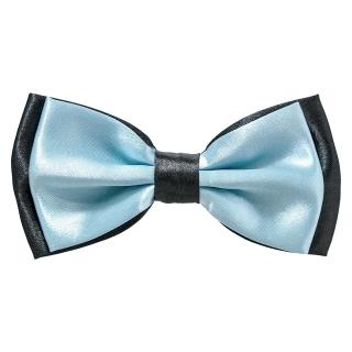 Галстук-бабочка #430 (голубая)