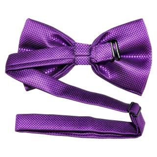 Купить фиолетовую фактурную бабочку