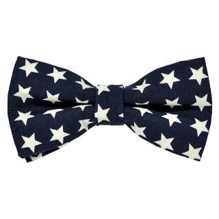 Звездная галстук-бабочка