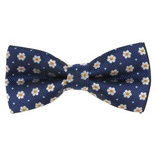 Купить детский галстук-бабочку в цветочек