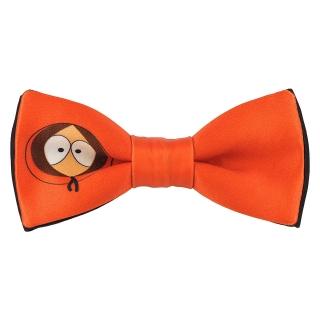 Дизайнерский галстук-бабочка с принтом Кенни