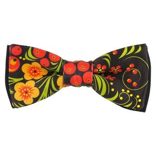 Купить галстук-бабочку с росписью