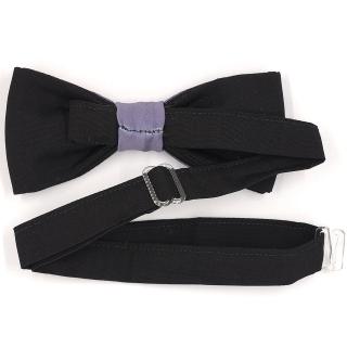 Купить серый галстук-бабочку с Футурамой