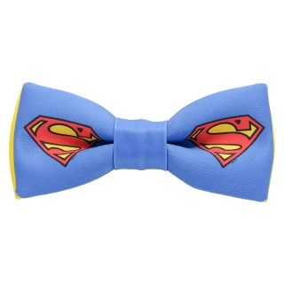Галстук-бабочка супермен