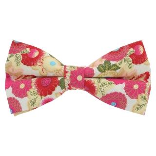 Купить мужскую цветочную галстук-бабочку