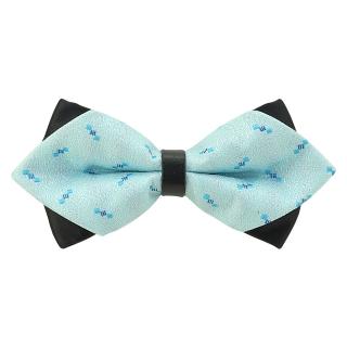 Галстук-бабочка #539 (голубая)