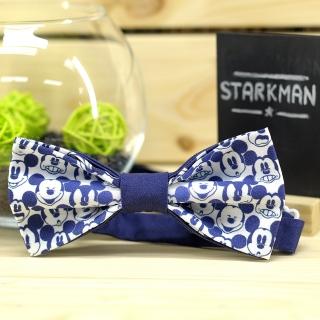 Купить галстук-бабочку с микки маусом