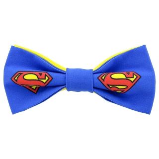 Суперменская бабочка синяя