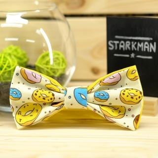 Купить галстук-бабочку с пончиками
