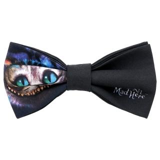 Купить галстук-бабочку с чеширским котом