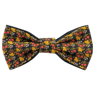 Купить галстук-бабочку хохлома