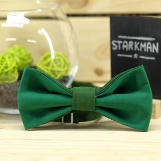 Купить зеленую галстук-бабочку