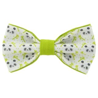 Купить галстук бабочку с пандами