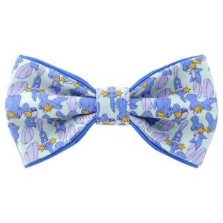 Голубая бабочка с покемонами