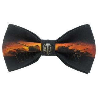 Купить галстук-бабочку World of Tanks
