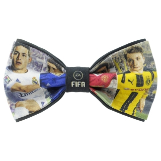 Галстук-бабочка #716 (FIFA)