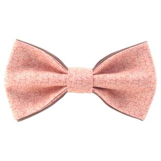 Розовая дизайнерская бабочка с мозгами