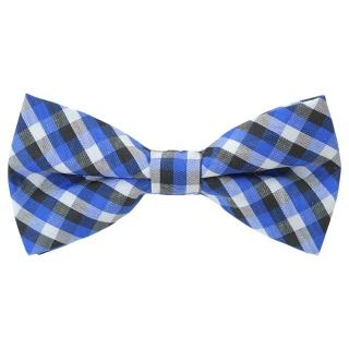 Купить детскую галстук-бабочку в клеточку