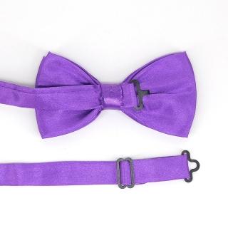 Купить фиолетовую бабочку на застежке