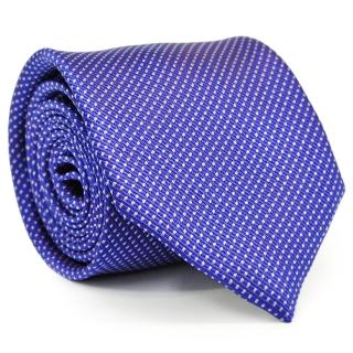 Галстук #210 (фиолетовый узор)