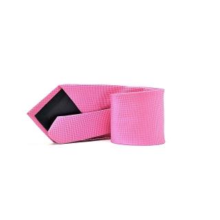 Мужской галстук розового цвета