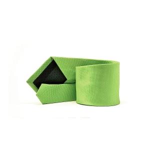 Мужской галстук зеленого цвета
