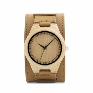 Деревянные часы #012 Trekgrace