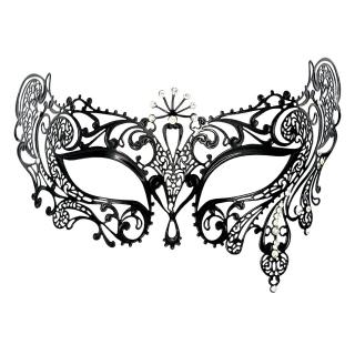 Кружевная венецианская маска