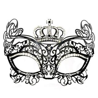 Венецианская маска #002 (Корона)