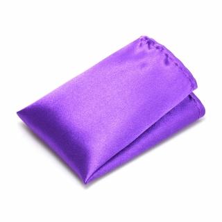 Нагрудный платок #007 (лиловый)