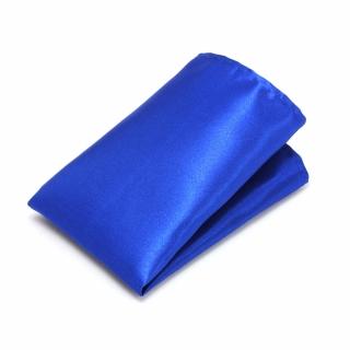 Нагрудный платок #008 (сапфировый)