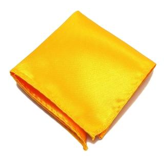 Нагрудный платок #017 (желтый)