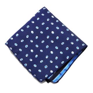 Нагрудный платок #028 (глазки)