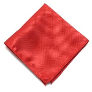 Красный нагрудный карманный платок
