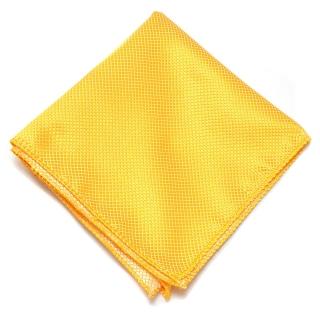 Купить желтый нагрудный платок