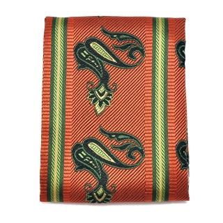Купить рыжий нагрудный платок