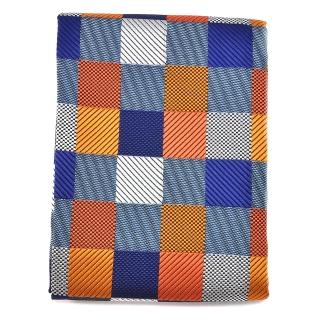 Цветной клетчатый платок