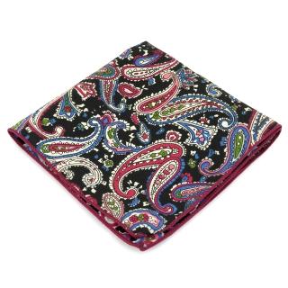 Нагрудный платок #062 (пейсли)