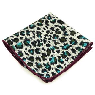 Нагрудный платок #063 (леопардовый)