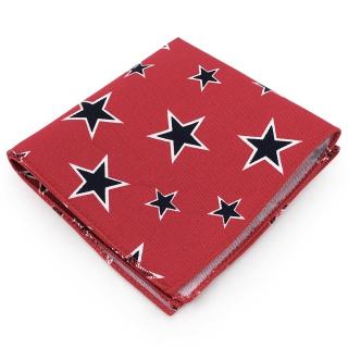 Купить нагрудный платок со звездами
