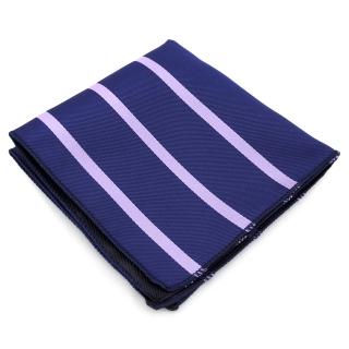 Нагрудный платок #071 (полосатый)